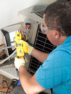 AC repair in Loveland, CO